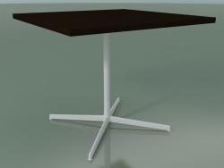 Tavolo quadrato 5567 (H 74 - 90x90 cm, Wenge, V12)