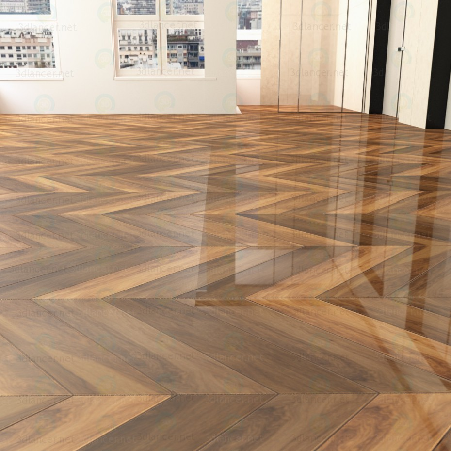 """Image  for model """"French parquet"""""""