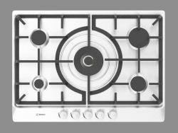 Built-in gas cooker (hob) PCQ715B90A