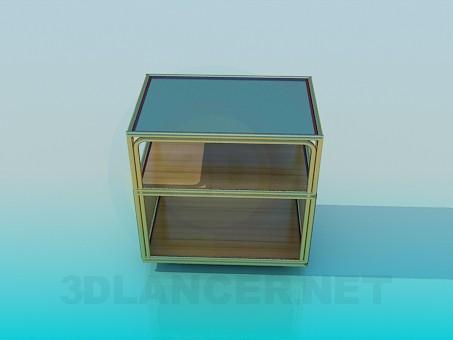 3d модель Подставка – превью