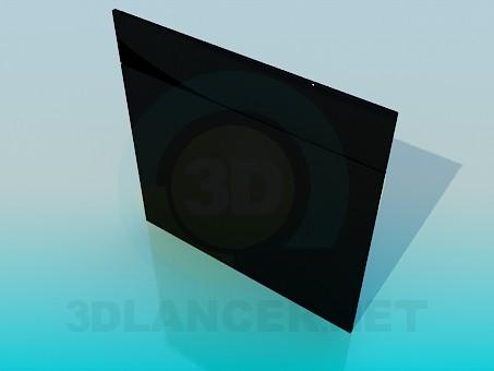 modelo 3D Horno Gorenje - escuchar