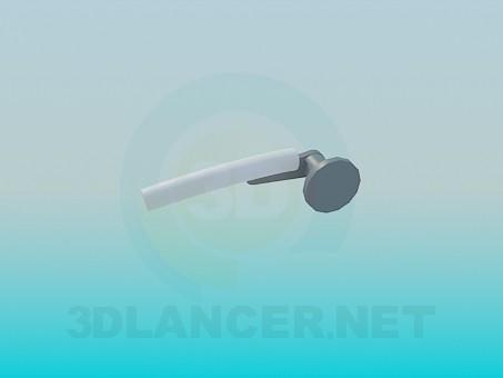 3d модель Ручка дверна – превью