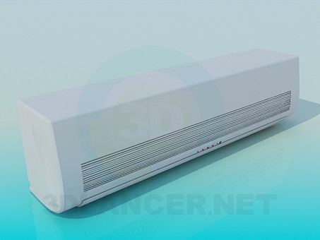 3d model Air Conditioning - preview