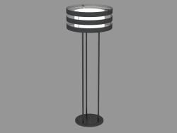 Lampada da terra Planet Floor Lamp