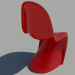 modèle 3D Chaise Vitra Panton - preview