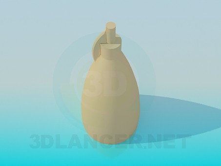 3d model Perfume - preview