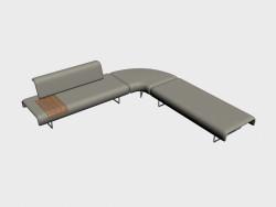 Canapé d'angle Nuage