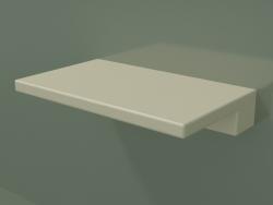 Shelf (90U18001, Bone C39, L 20 cm)
