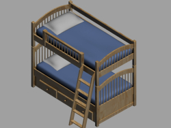 Bunk bed, Beliche
