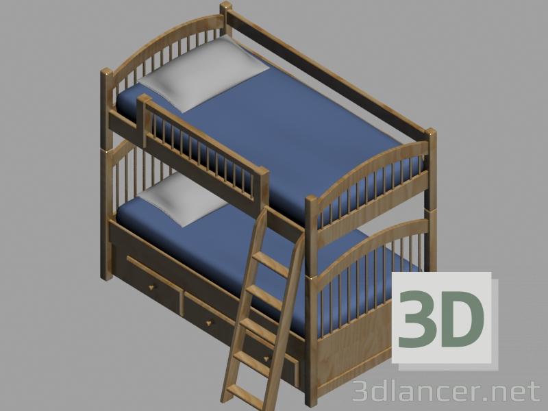 Etagenbett Xxl Möbel : Doppelstockbett stockbett bett etagenbett mit schreibtisch