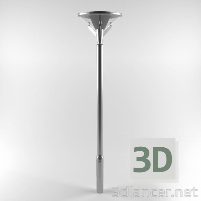 3d model Street lamp - preview
