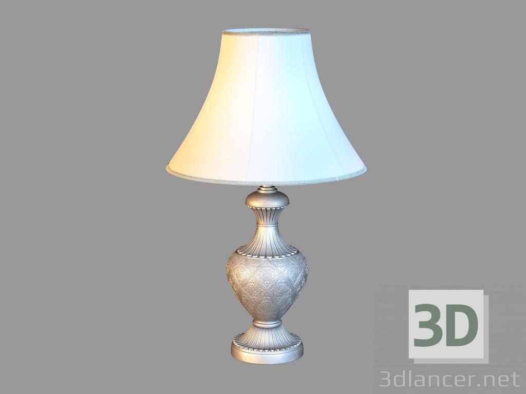 Awesome 3D Model Table Lamp 254031101 Chiaro Max 2013 Free Interior Design Ideas Inesswwsoteloinfo