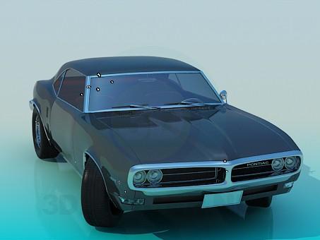 3d модель Автомобіль – превью