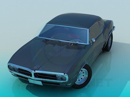 3d model Car - preview