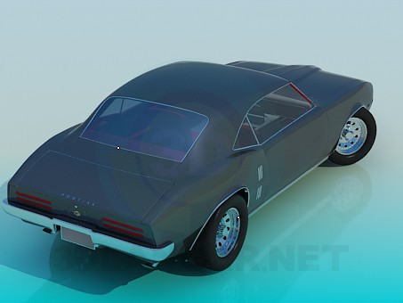 3d модель Автомобиль – превью