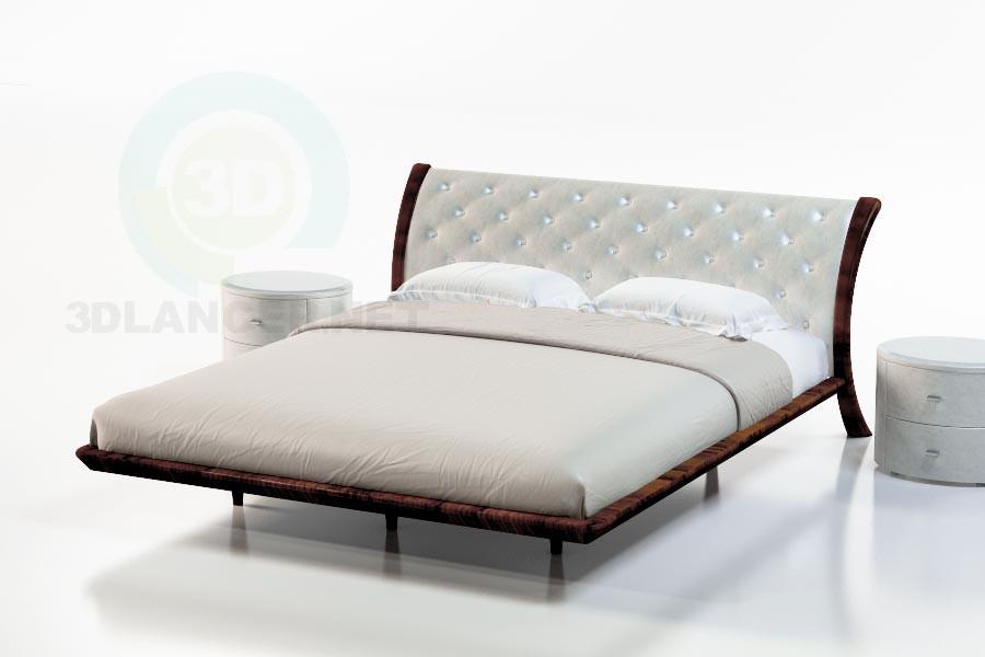 3d model Bed Sandal - preview