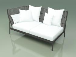 Sofa module right 104 (Belt Gray)