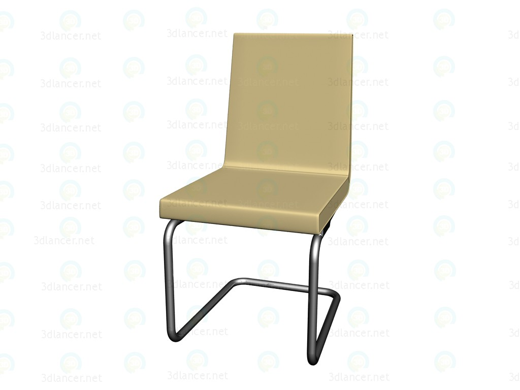 3d model 620 4 Chair - preview