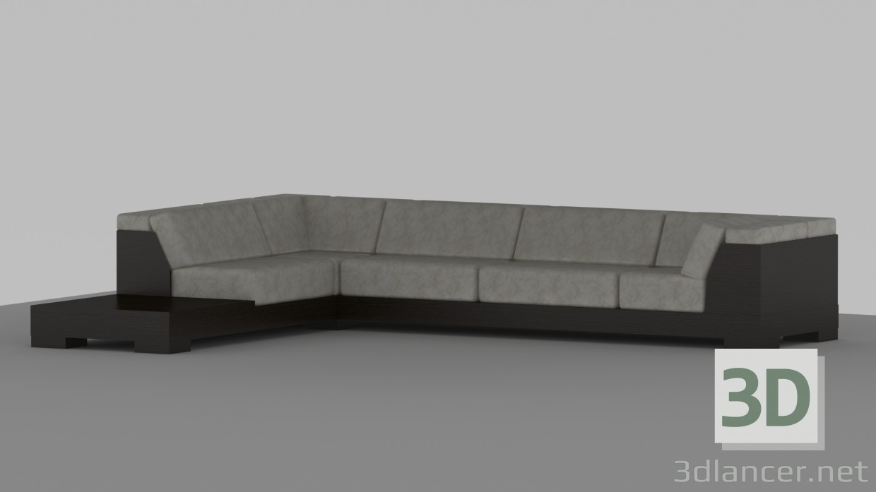 3d model Sofa by_TRS - preview