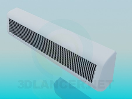 3d model LG Air Conditioning - preview