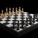 3 डी शतरंज मॉडल खरीद - रेंडर