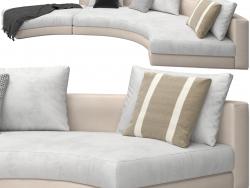 Canapé Daniels set01