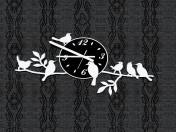 Parete orologio