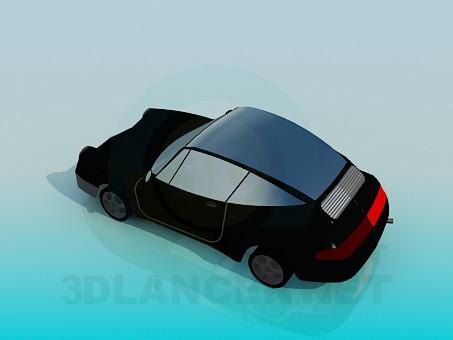 modelo 3D Coche - escuchar