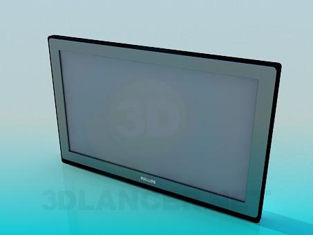 modelo 3D TV PHILIPS - escuchar