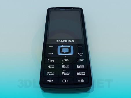 3d model mobile phone samsung download for free. Black Bedroom Furniture Sets. Home Design Ideas