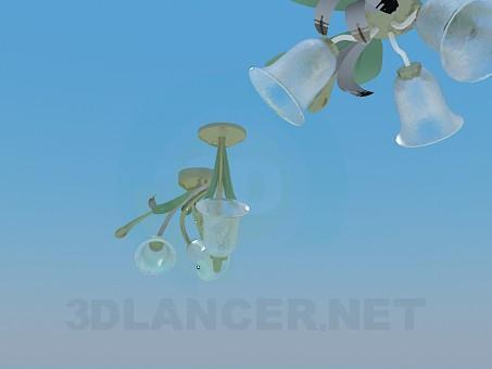 3d модель Комплект освещения – превью