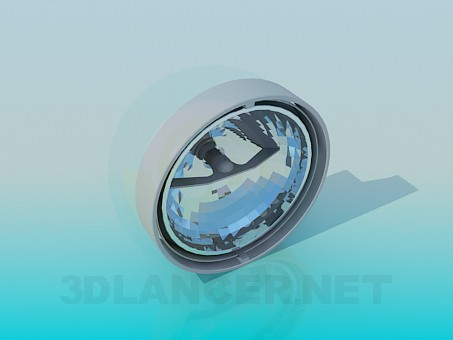 3d model Light Bulb - preview
