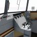 3d Electric train ER2 model buy - render
