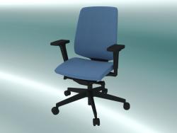 Armchair (230SFL P59, lumbar support B)
