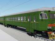 Electric train ED2T