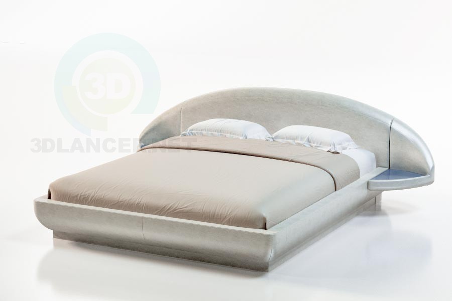 3d modeling Bed Sierra model free download