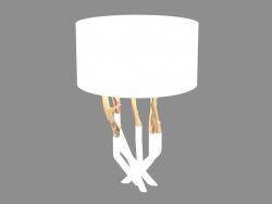 Настольная лампа L241 (белая)