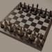 3d Chess Classic model buy - render