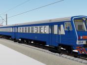 Electric train ED4M