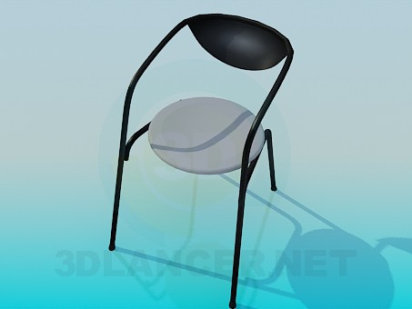 3d model Chair for cafe - preview