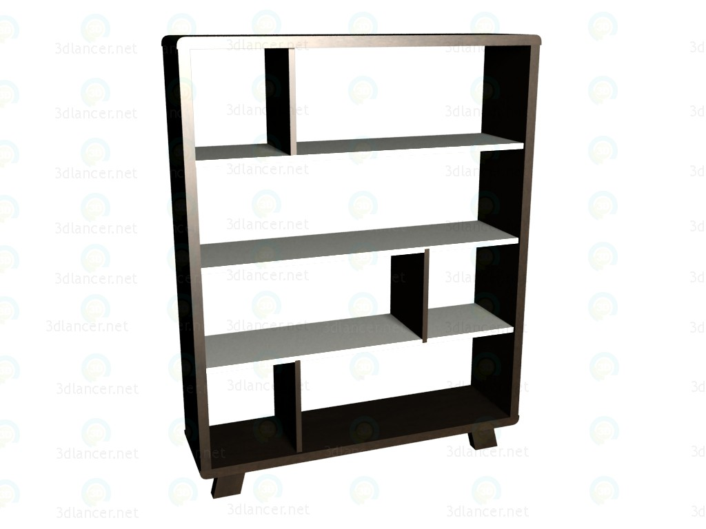 3d model Rack-sided - preview
