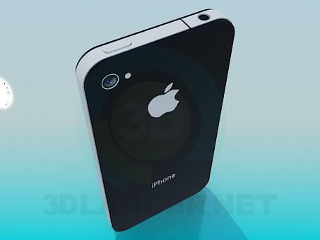 3d модель IPhone – превью
