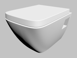 Anemon hanging toilet bowl (CDZ 6WPW)