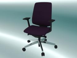 Armchair (230SFL P60, lumbar support A)