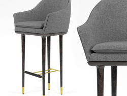 Stellar Works - Lunar Bar Chair