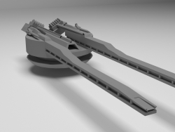 अंतरिक्ष बंदूक