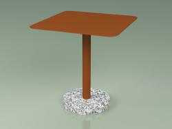 Coffee table 367 (Metal Rust)