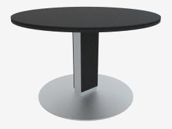 Table à manger ronde (pliée) Thèse