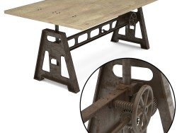 GORDONS adjustable table