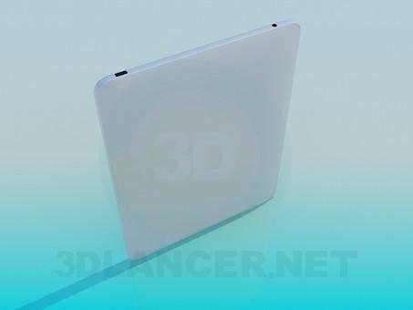 3d model IPad - preview
